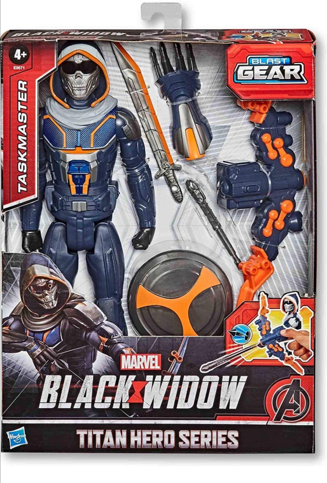 Amazon: Taskmaster Titan Hero Series a mitad de precio