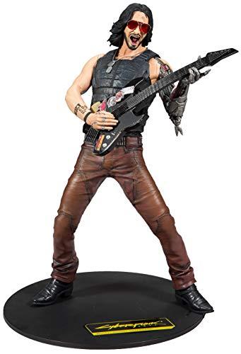 Amazon, Figura Cyberpunk 2077 Johnny Silverhand 12 pulgadas