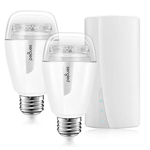Amazon: 2 Focos Smart Led Luz Suave a Luz de día