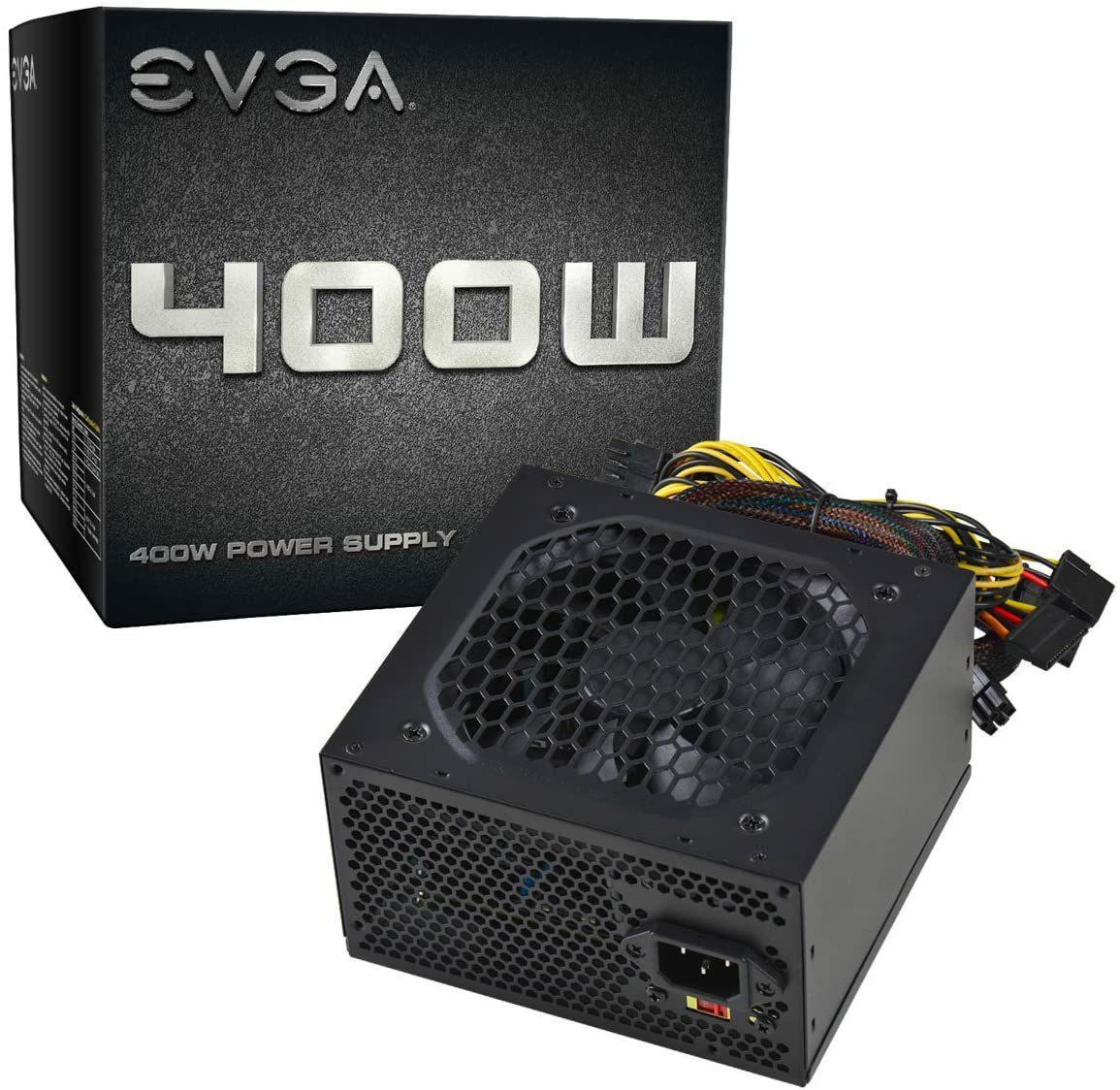 Amazon: EVGA 400W Fuente de poder 100-N1-0400-L1 224