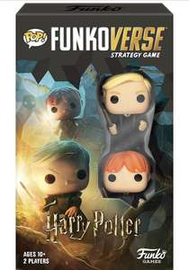 Amazon: FunkoVerse Strategy Game: Harry Potter expansion (standalone)