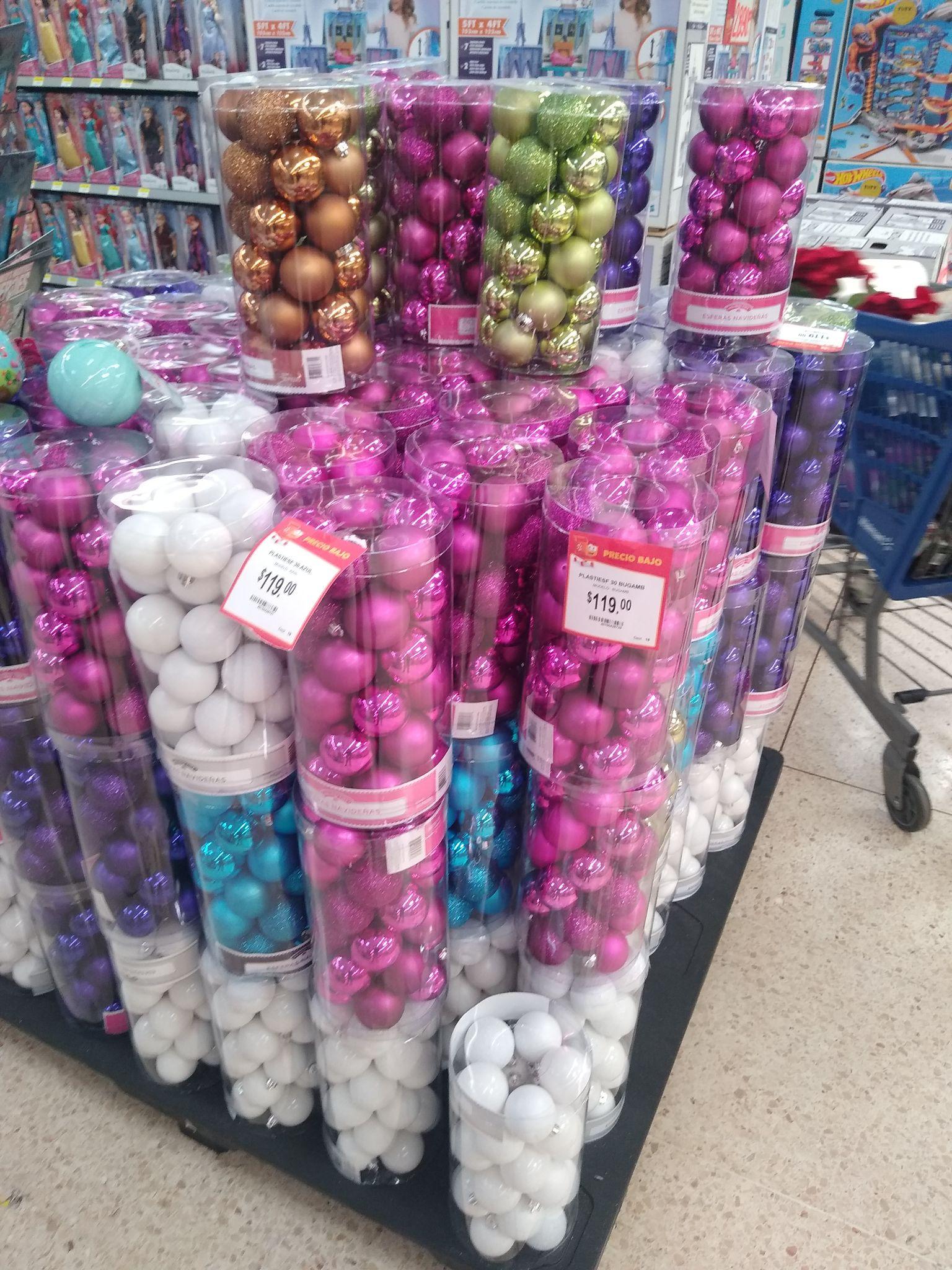Rebajas Navideñas Walmart Reforma Puebla