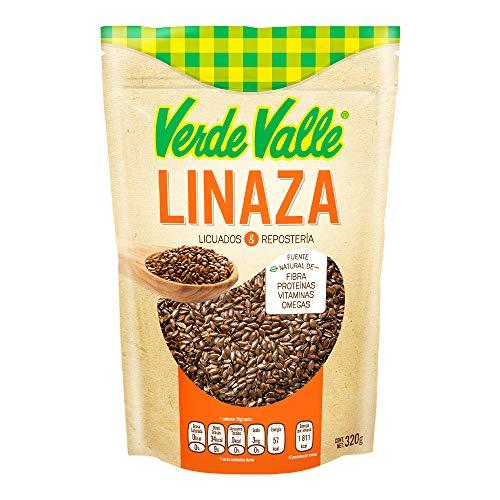 Amazon: Verde Valle, Linaza, 320 gramos