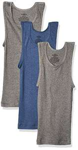 Amazon: Rinbros camiseta para niño 3 piezas - CH,G,XG