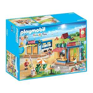 Amazon: Playmobil Camping