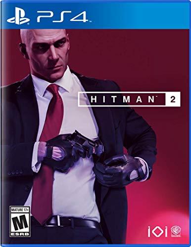 Amazon: Hitman 2 para PlayStation 4 - Standard Edition