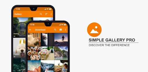 Google Play: Simple Gallery Pro