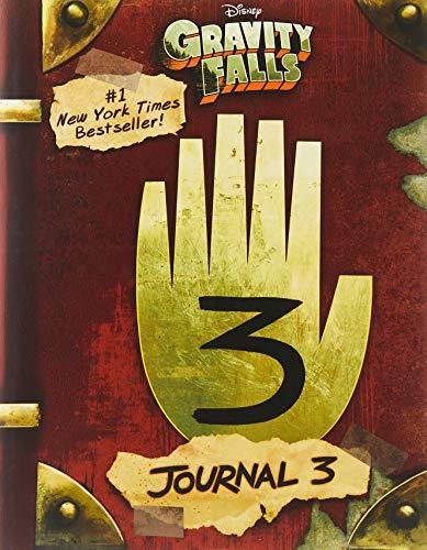 "Amazon: Libro ""Journal 3"" de Gravity Falls."