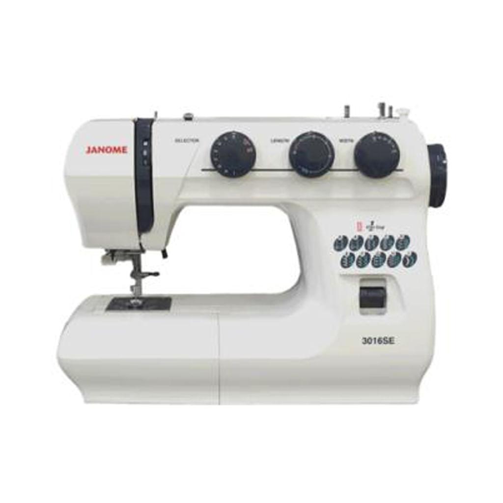 Famsa: Máquina de coser Janome 3016SE