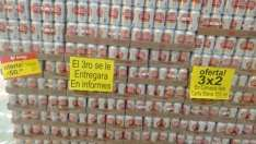Soriana Bernardo Quintana Querétaro: cerveza Carta Blanca Six Pack al 3x2