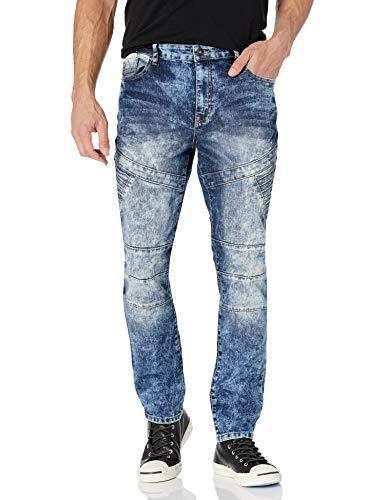 Amazon: SOUTHPOLE Pantalones Vaqueros elásticos cómodos de Moda con Varios diseños Jeans para Hombre