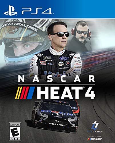 Amazon: NASCAR Heat 4 - PlayStation 4 - Standard Edition