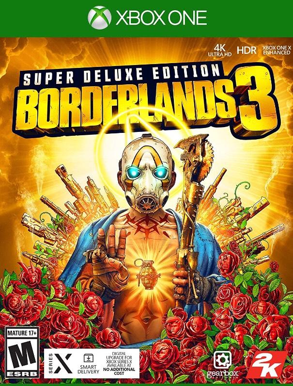 Amazon: Borderlands 3 SUPER DELUXE Edition