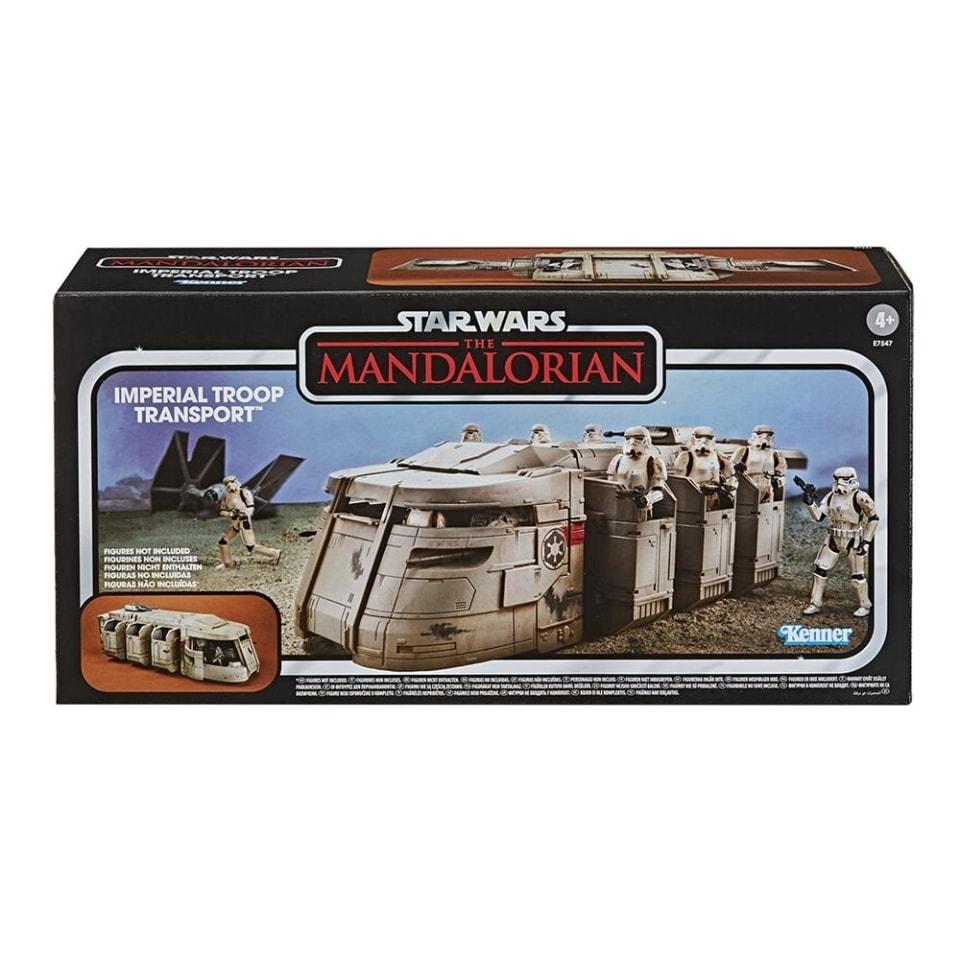 Walmart: Star Wars The Mandalorian imperial troop transport