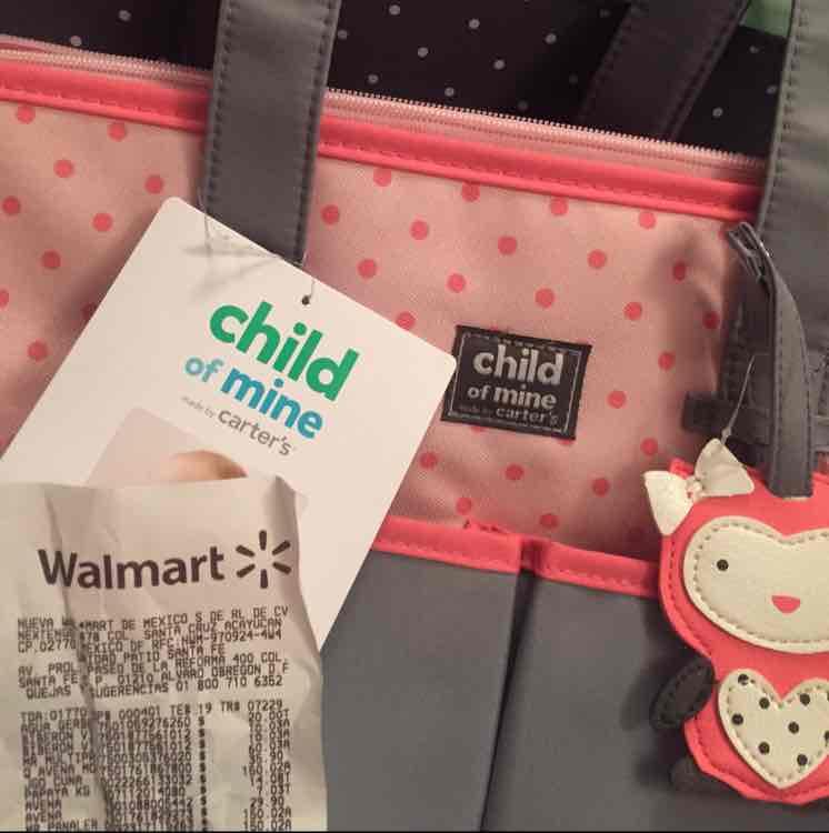 Walmart: Pañaleras Carters a $150.02
