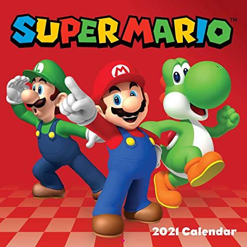 Amazon: Calendarios 2021 - Super Mario, Pokémon, Pusheen a $173 c/u