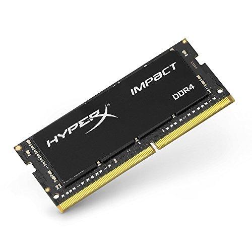 Amazon: HyperX RAM Impact 8GB 2666Mhz DDR4 - Remates de almacén