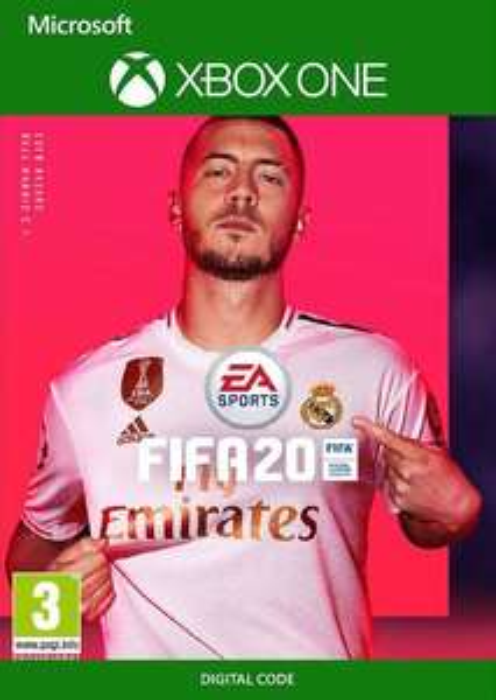 CDKeys: FIFA 20 XBOX ONE (UK version)