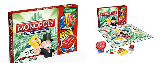 Chedraui en línea Queretaro: Monopoly Banco Electrónico a $1