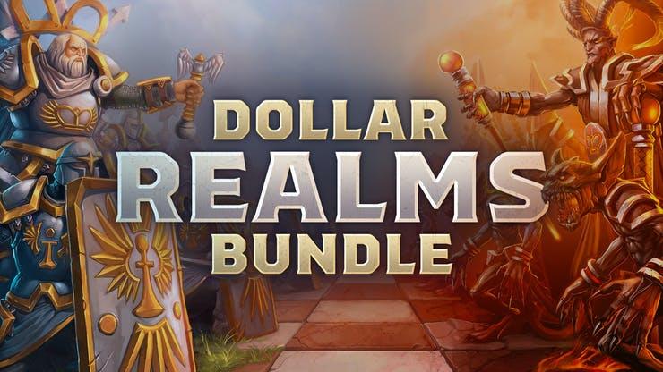 Fanatical [PC]: Dollar Realm Bundle: 11 juegos+1 DLC por ¡UN DOLAR! (para Steam)