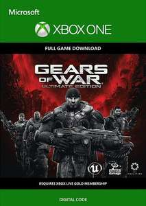 Eneba, Gears of War: Ultimate Edition (Xbox One) Xbox Live Key GLOBAL