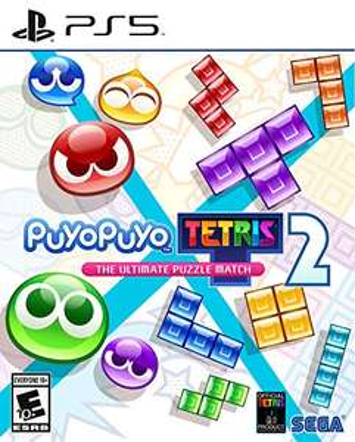 Amazon: Puyo Puyo Tetris 2 para PS5