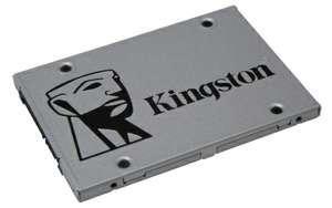 Cyberpuerta: SSD Kingston UV400 120Gb 550Mb/s envío gratis
