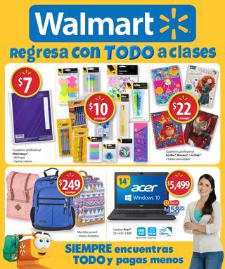 Walmart: folleto de ofertas del 3 al 16 de agosto