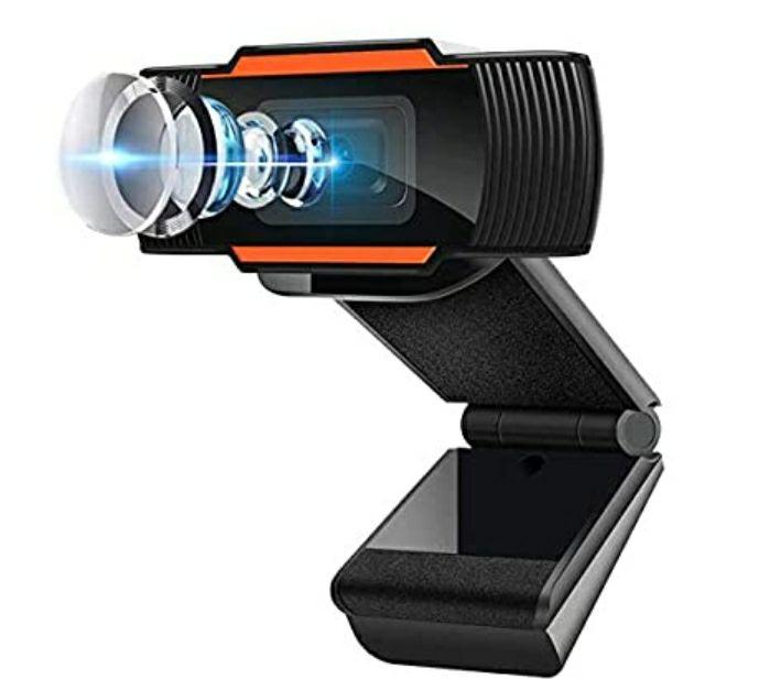 Amazon: Webcam 1080p con micrófono