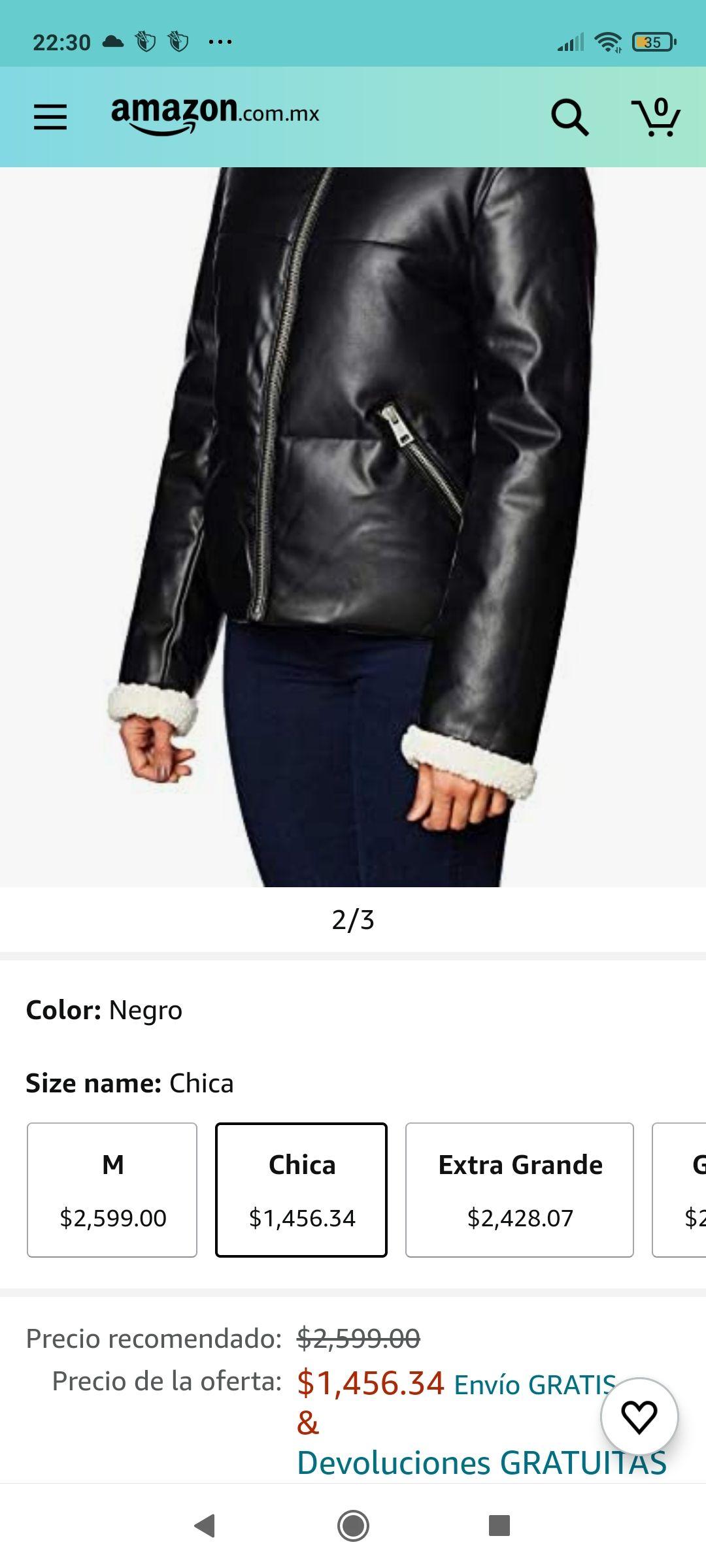 Amazon: Levi's MX Puffer Jacket