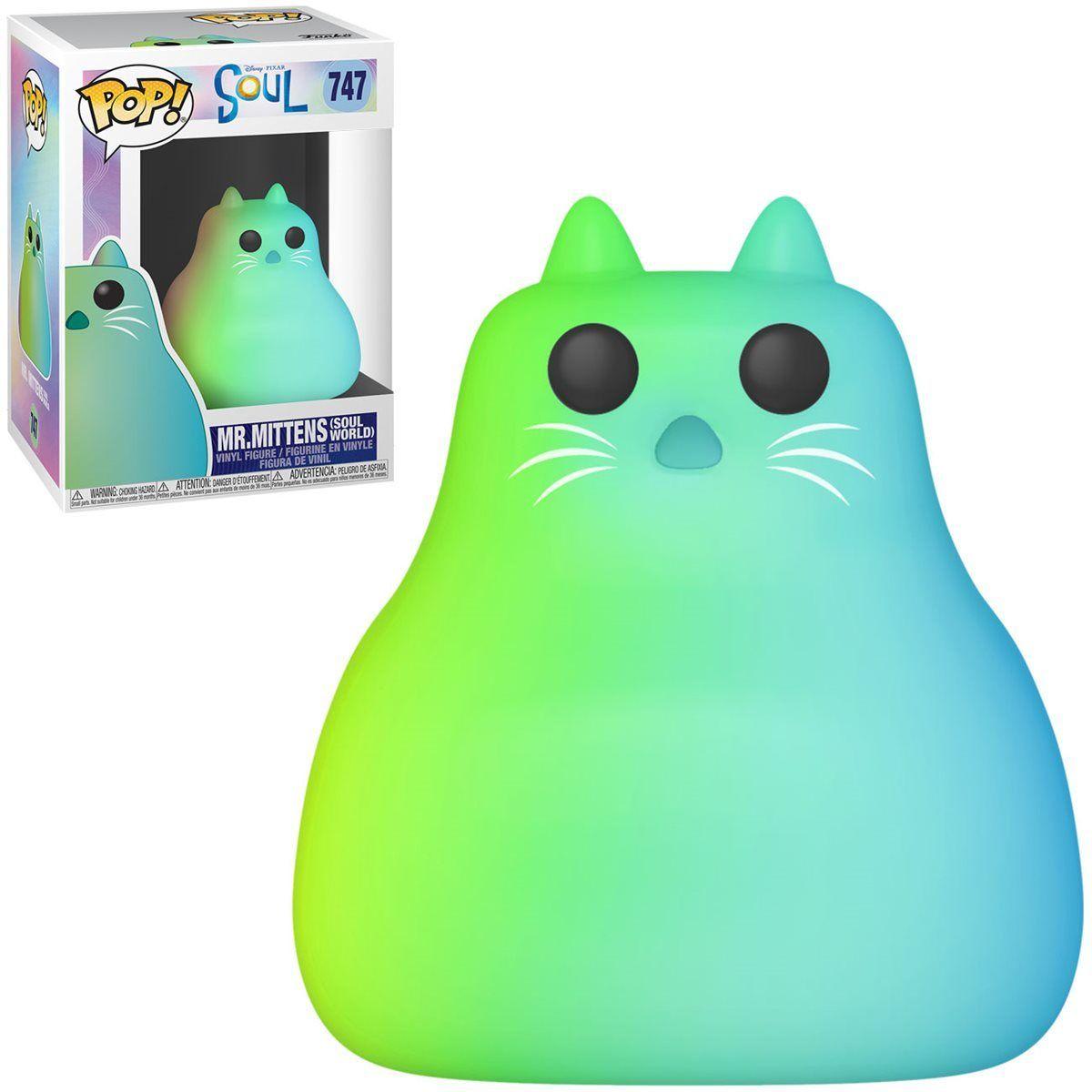 Distrito Max: Funko Pop! Mr. Mittens (Soul World) [SIN FECHA DE ENTREGA] y más Funkos a $154.50 c/u [LEER DESCRIPCIÓN]