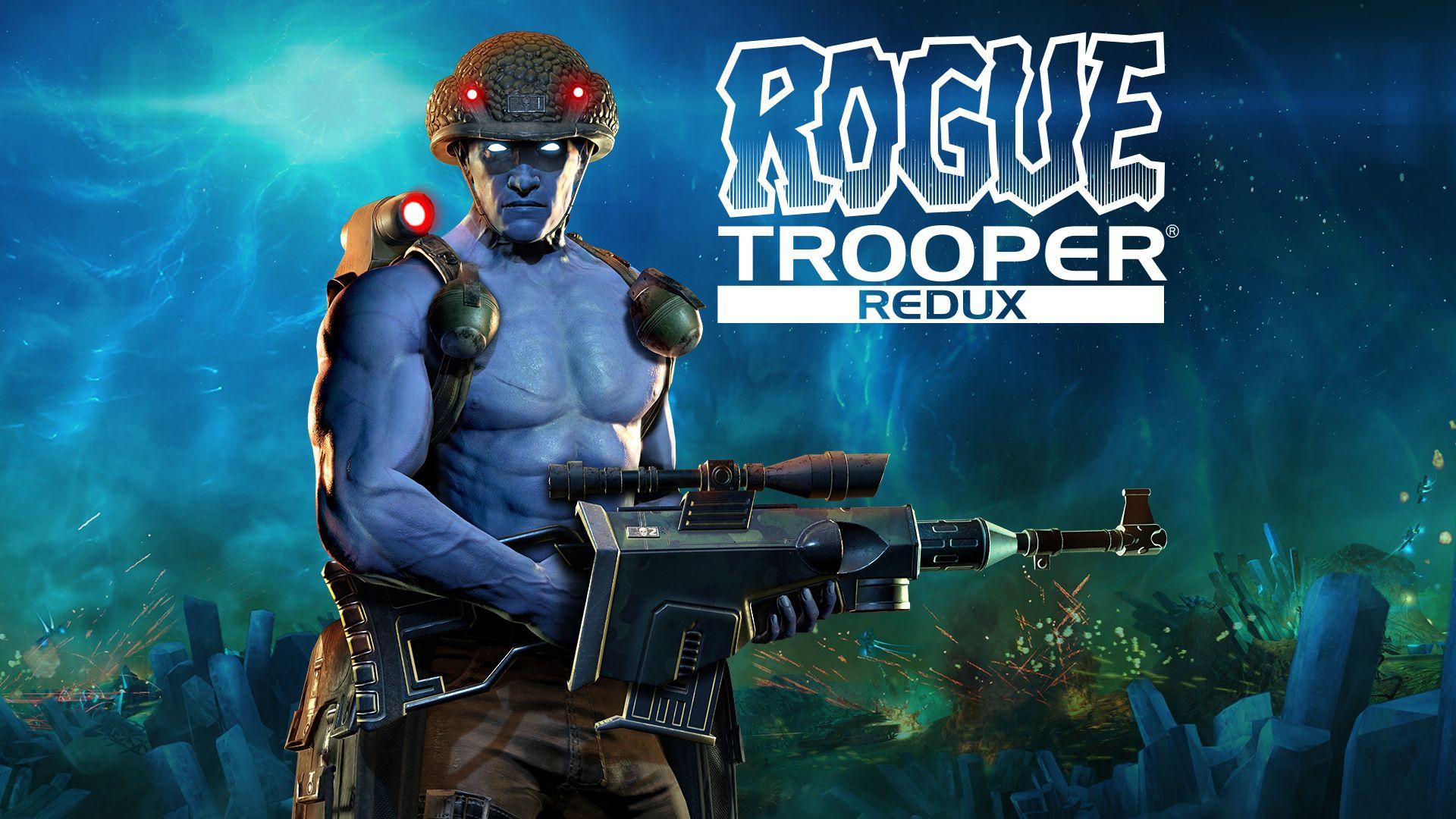 Nintendo: Rogue Trooper Redux (EShop)