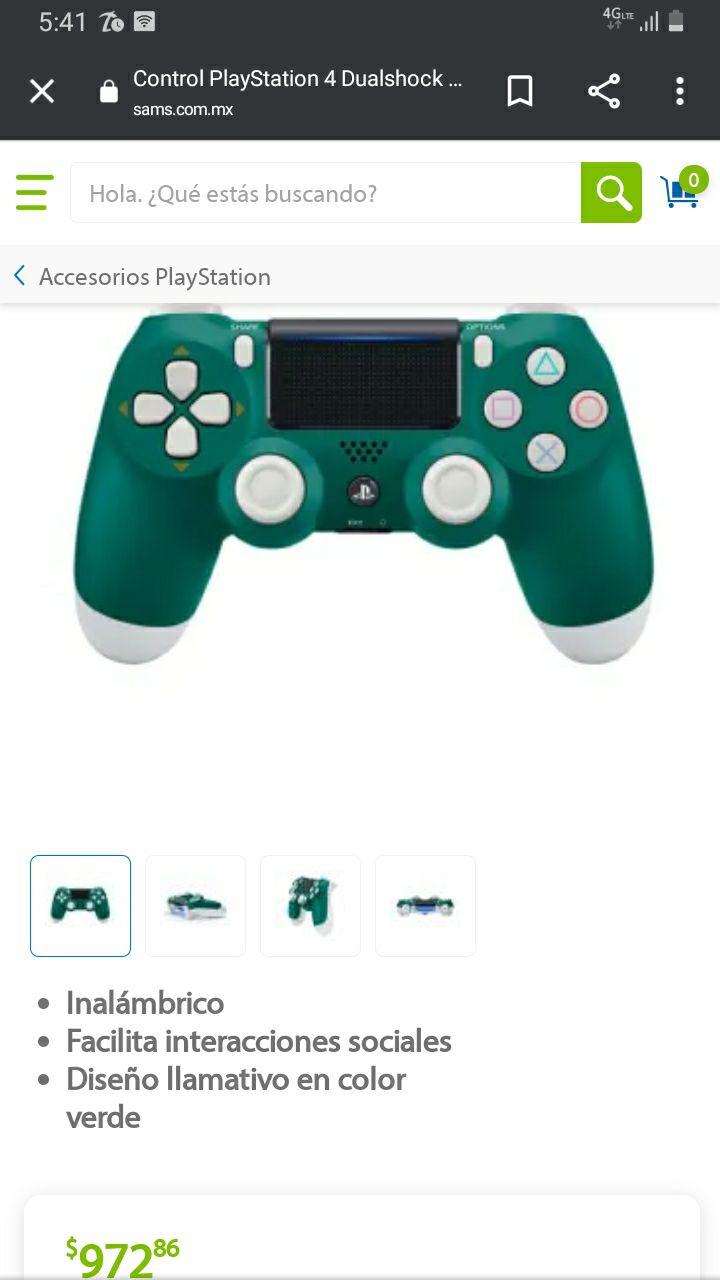 Sams Club: Control PS4