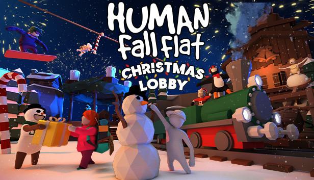 Steam: Human: Fall Flat (60%)