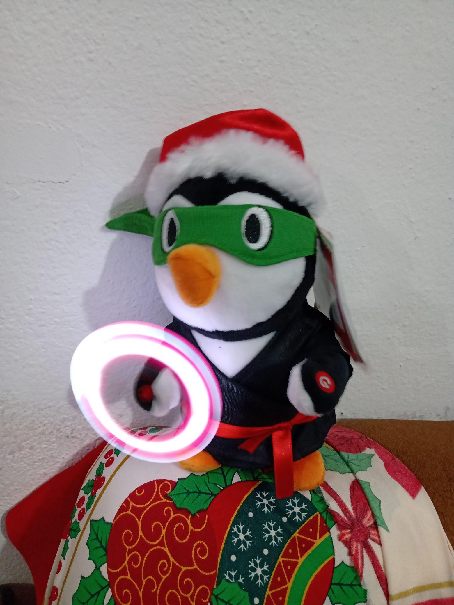 Walmart tercer anillo Colima: Pingüino Ninja y otras líquidaciones navidad