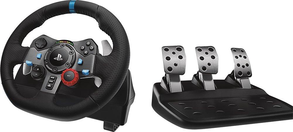 BestBuy: Logitech - Volante de carreras G29 para PS4 y PS5