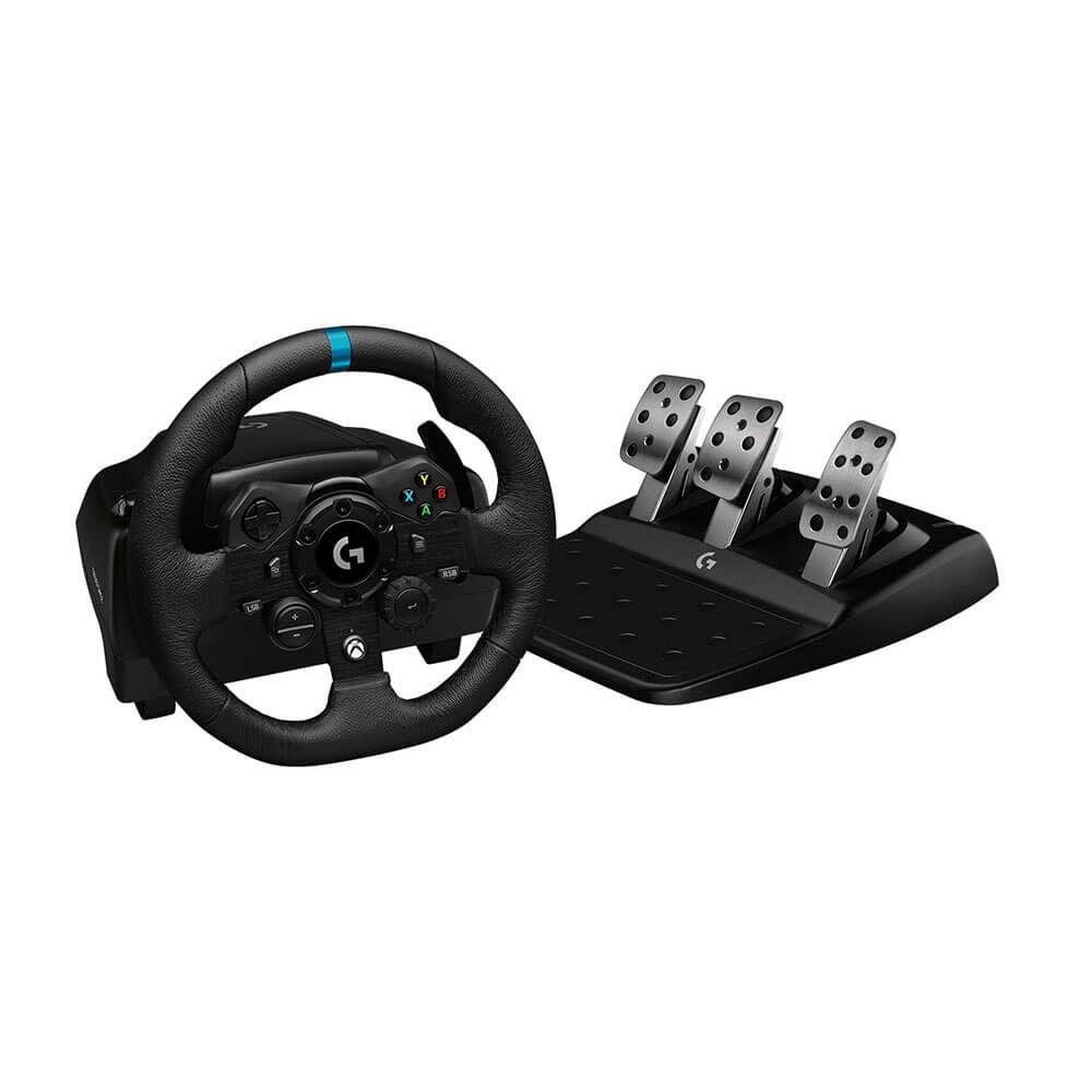 Logitech - Volante para XBOX ONE y PC G923 - Negro - Best Buy