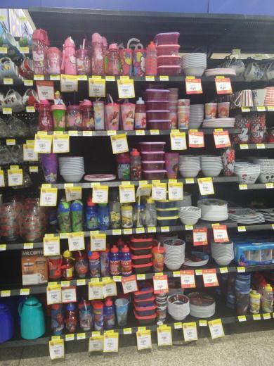 Walmart Las Ánimas, Puebla: varias ofertas, tazas medidoras, paraguas, tenis para niña