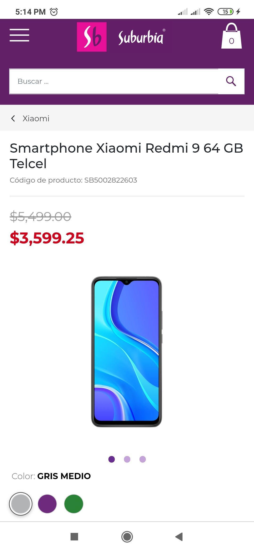Suburbia: Xiaomi redmi 9