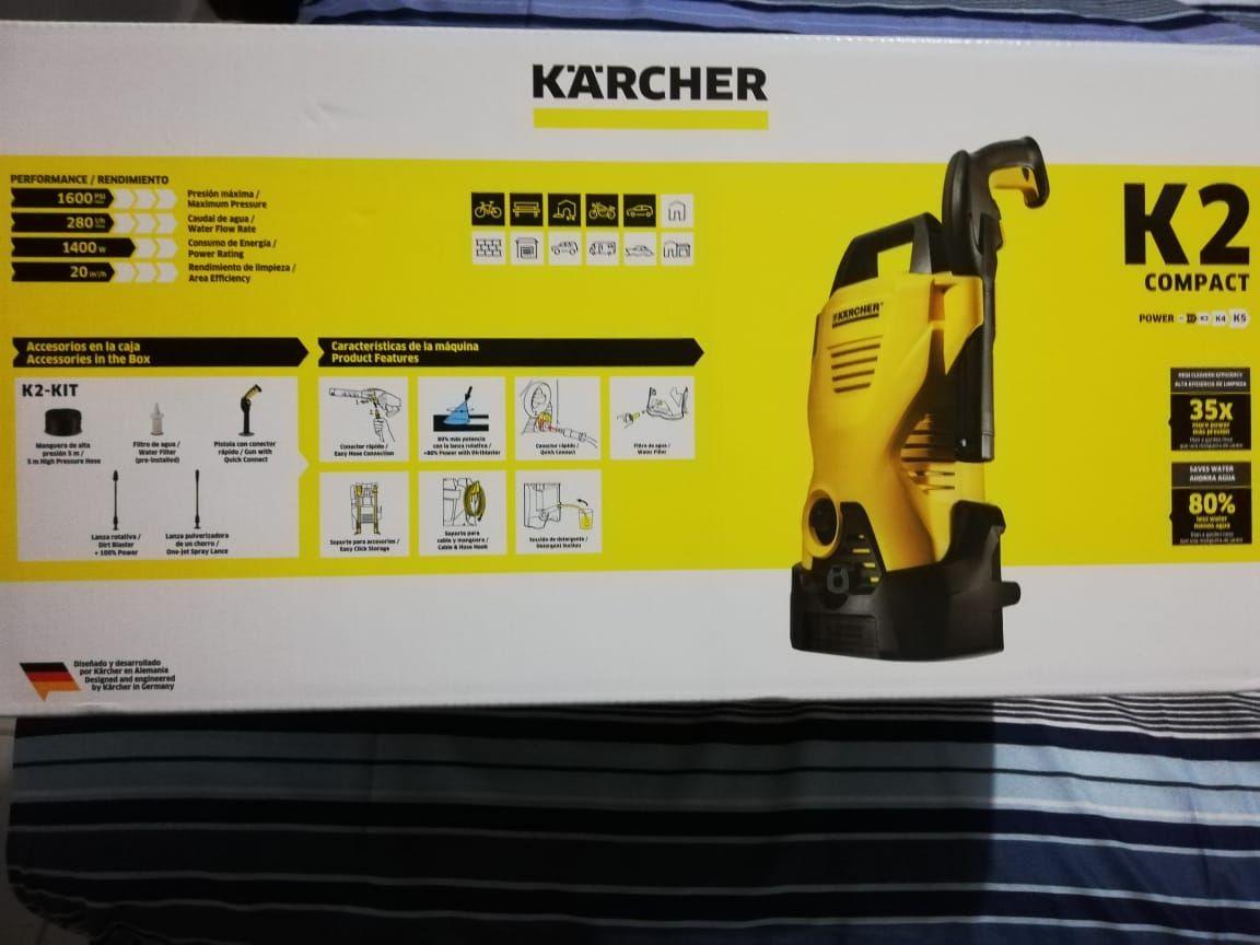 Wal-Mart: Karcher k2