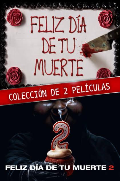 iTunes Feliz Día De Tu Muerte 1 y 2 4k + ITunes extras.