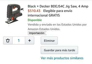 Amazon: Sierra black & decker