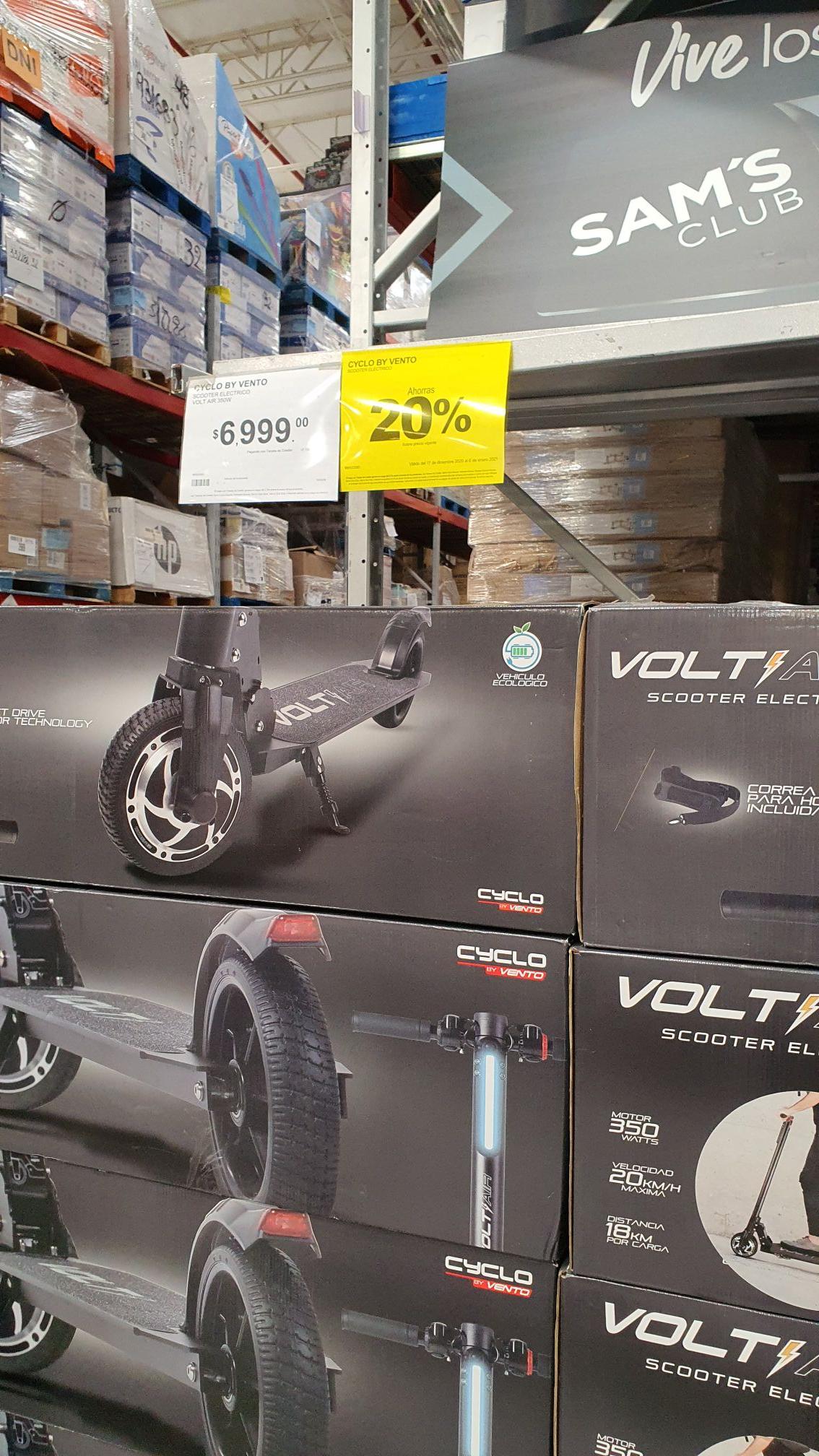 Scooter marca vento sams salamanca $5,600
