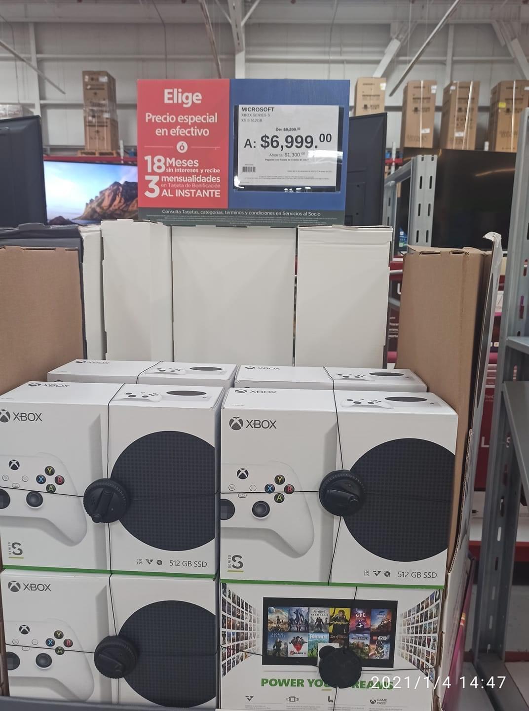 Xbox series S Sam's club