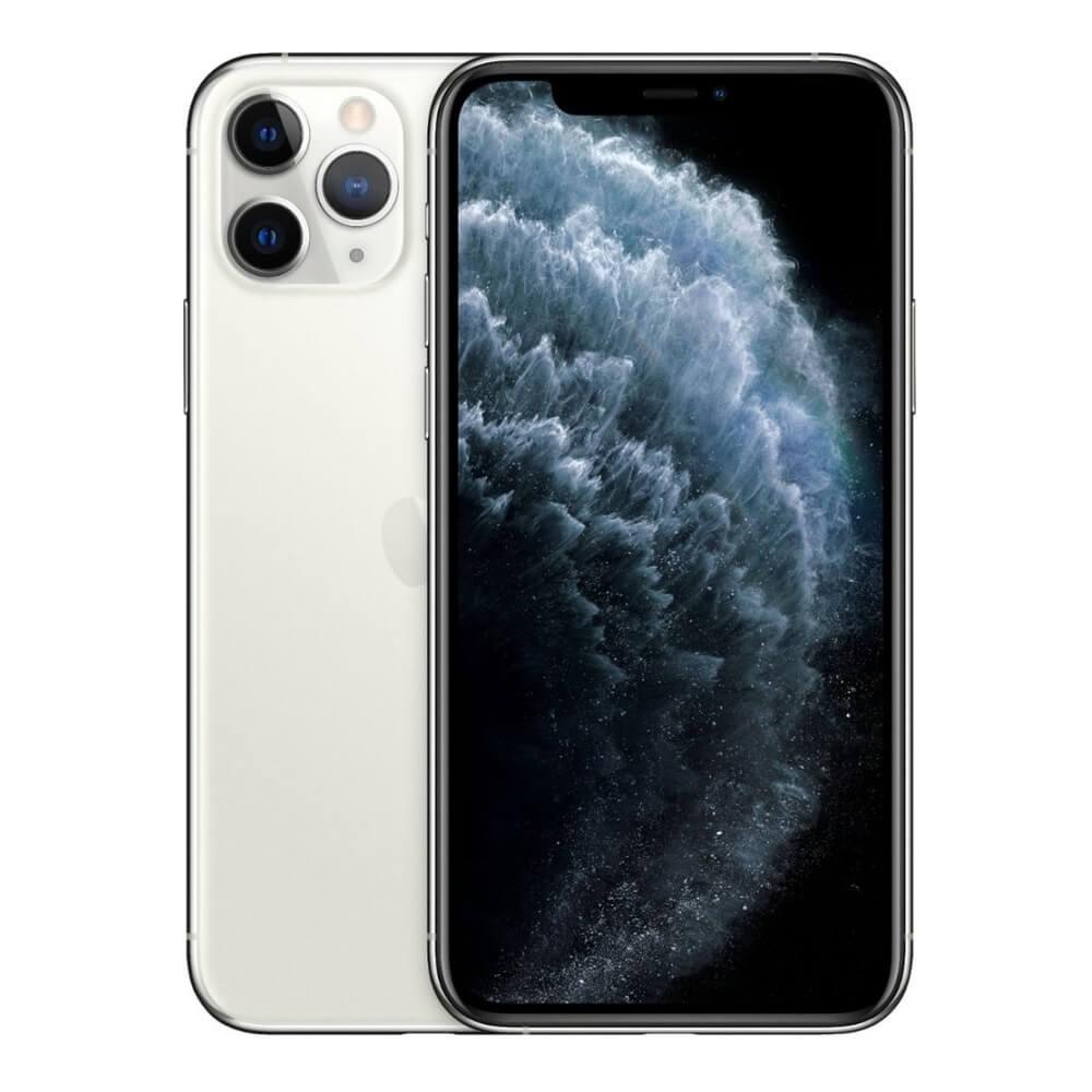 Best Buy: Apple - iPhone 11 Pro - 64 GB - Plata (Telcel)