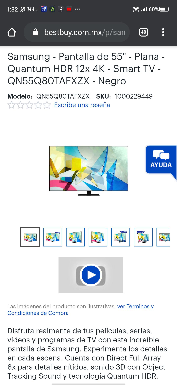 Best Buy TV Samsung QLED Q80T