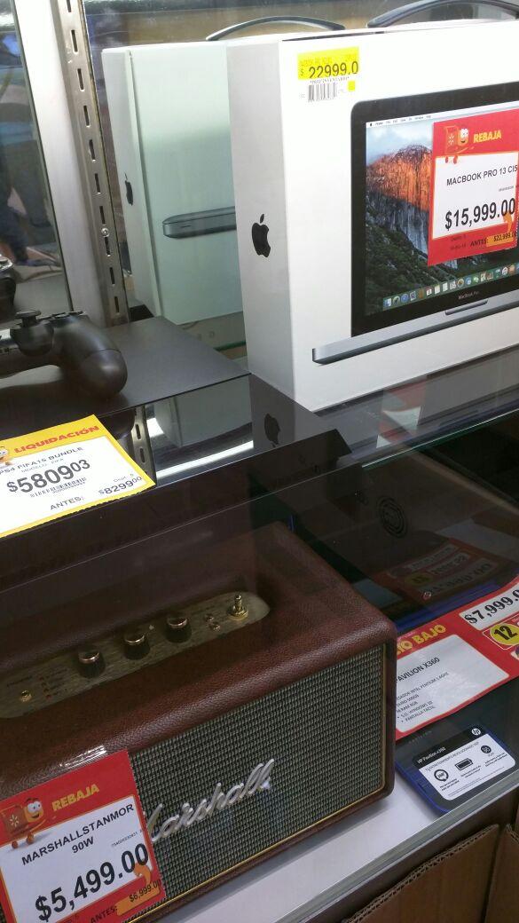 Walmart: consola PS4 con 500GB Fifa 16 a $5,809.03