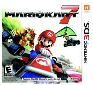 Best Buy: Mario Kart 7 Nintendo 3DS
