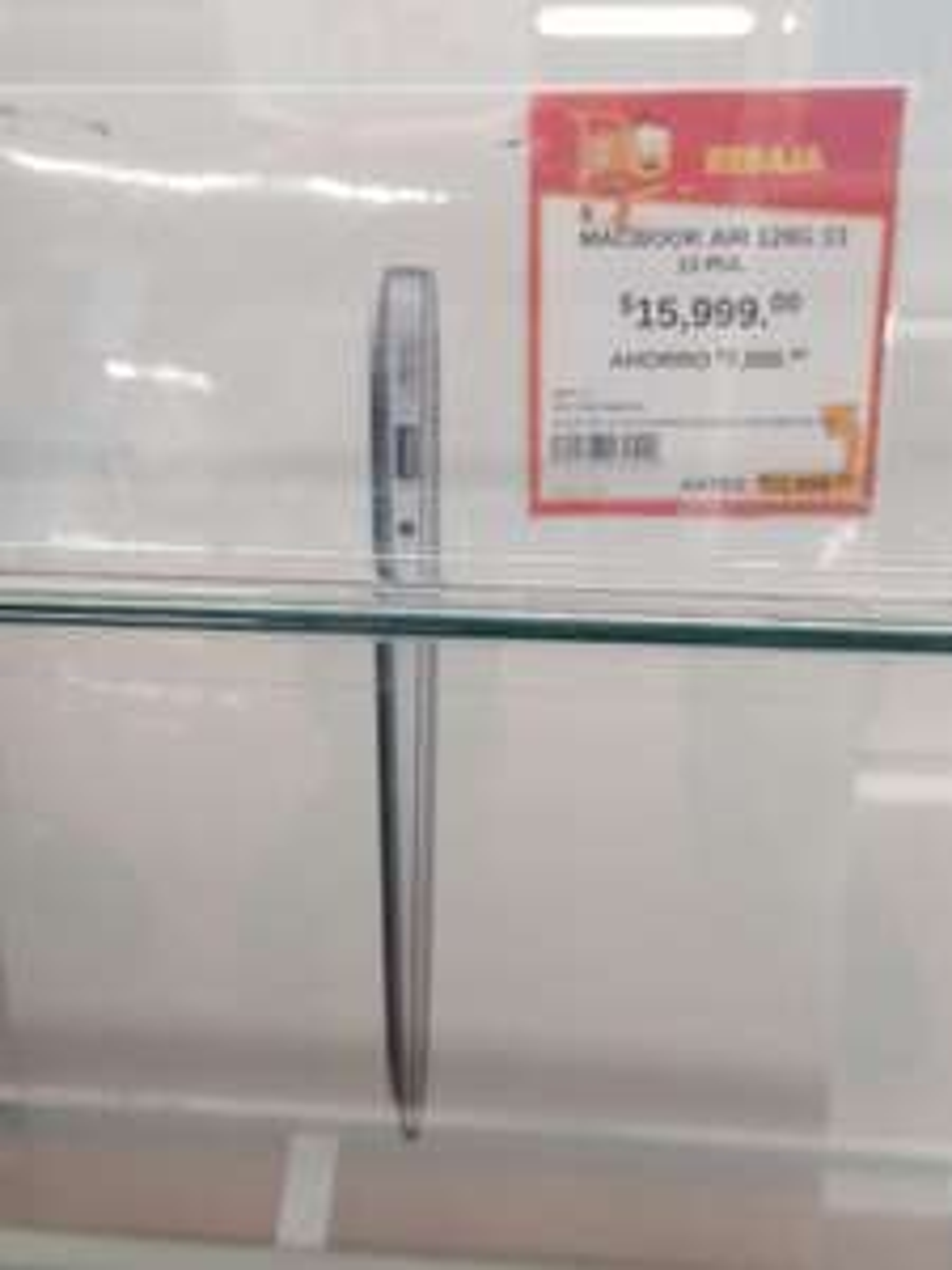 Walmart Xalapa: Macbook Air precio bajo