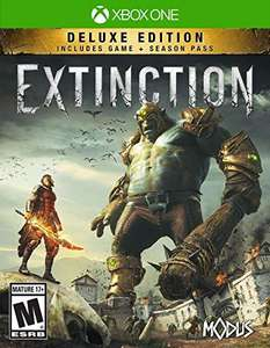 Amazon: Extinction Xbox One - Deluxe Edition